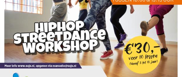 Streetdance Hiphop workshop