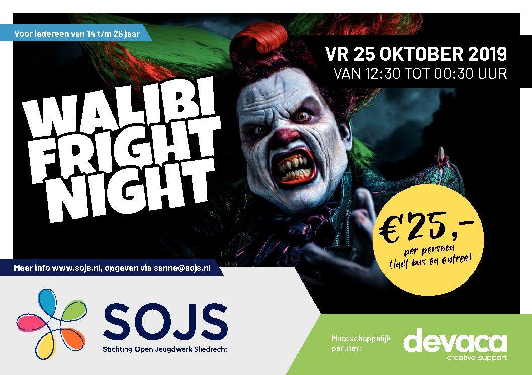 Walibi Fright Night