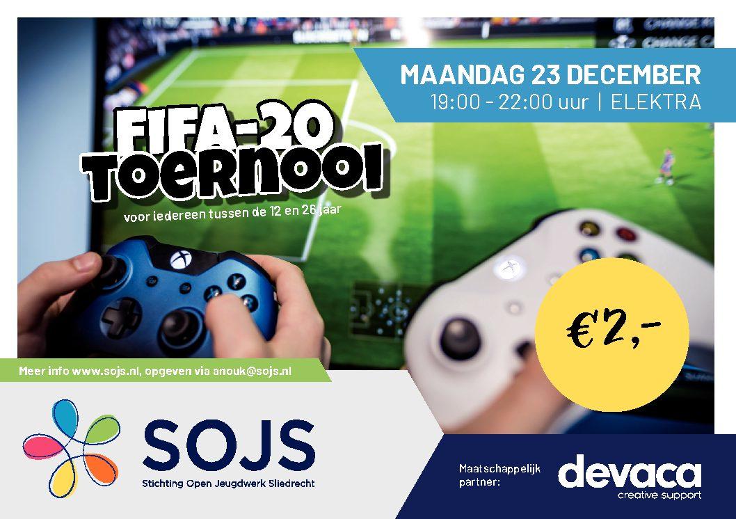 FIFA20 toernooi