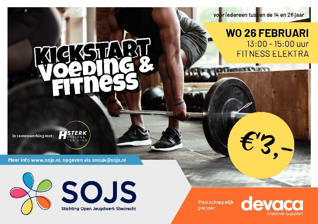 Kickstart voeding & fitness