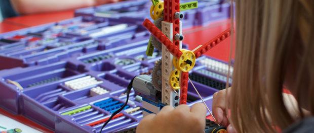 Bricks Challenge Lego workshop