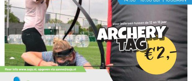 Archery Tag (buiten)
