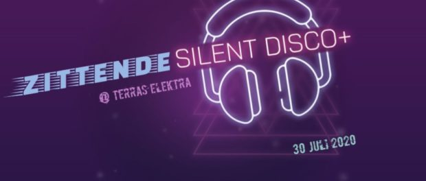 Zittende silent disco