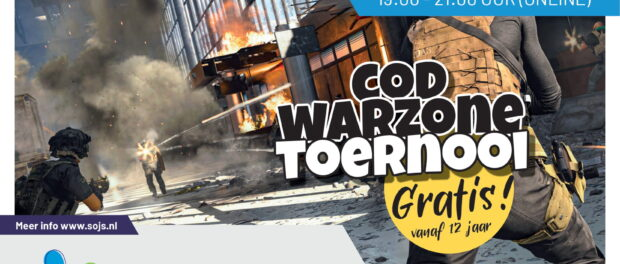 Online COD Warzone toernooi